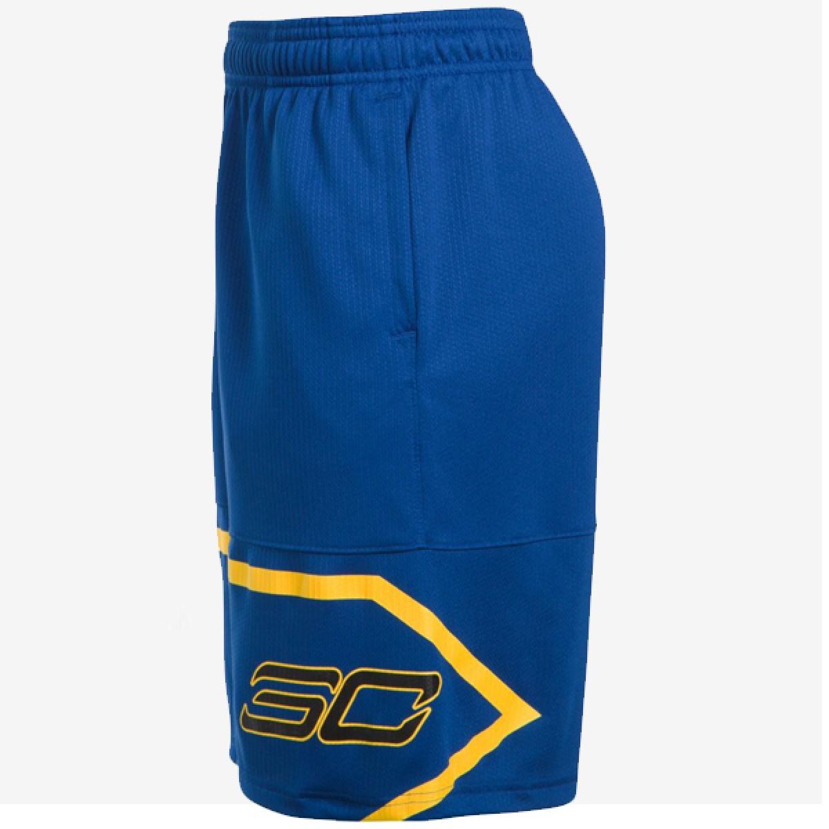 UA SC30 Spear Short 'Blue' 1299312-400