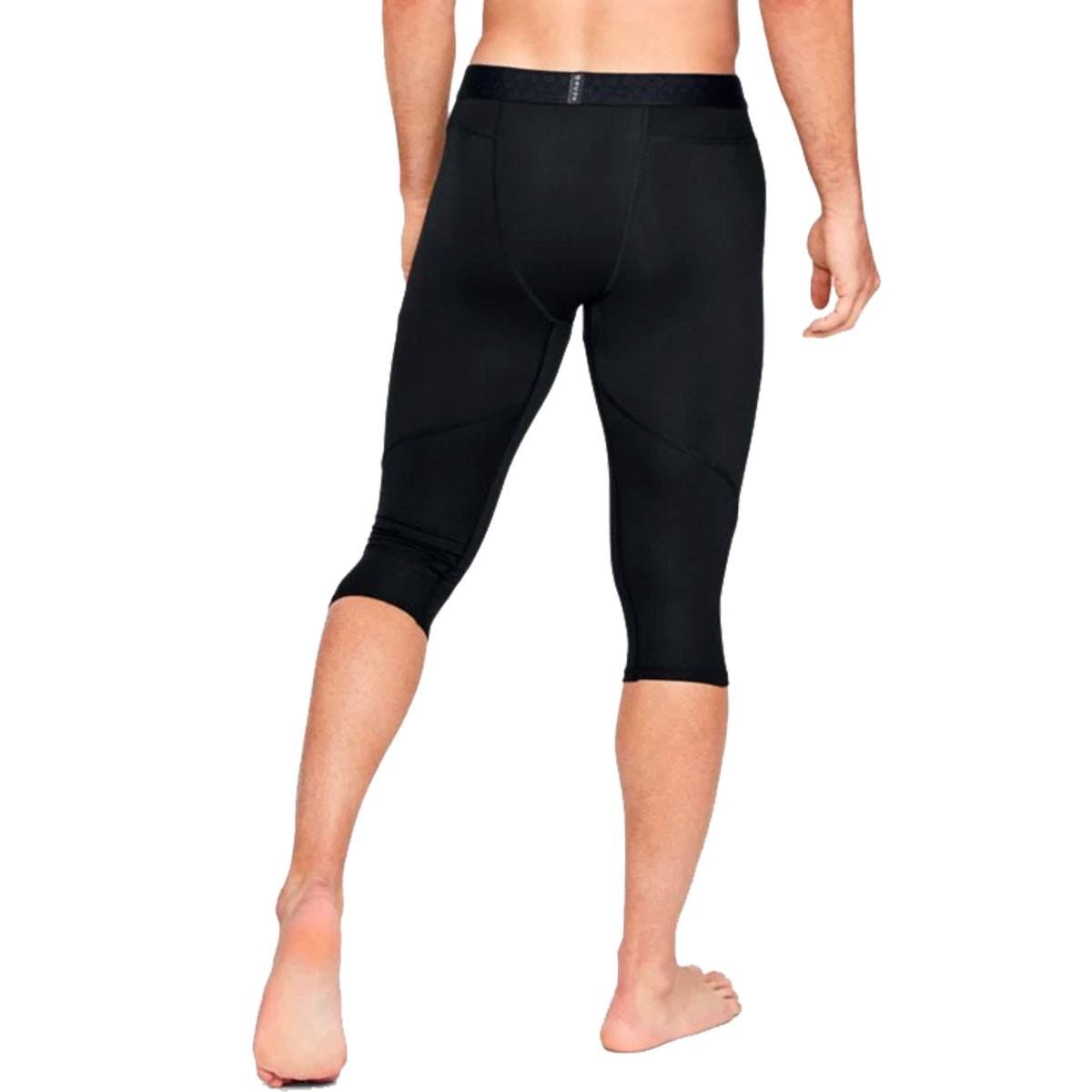 UA Select Rush Knee Tight 'Black' 1342996-001