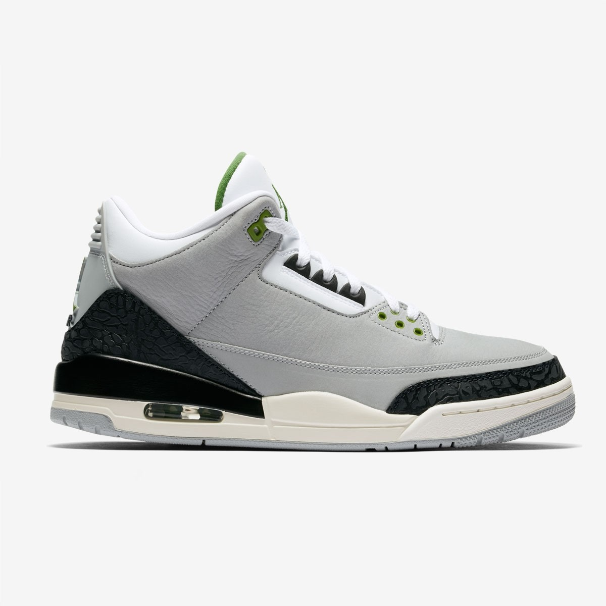 Air Jordan 3 Tinker 'Chlorophyll'