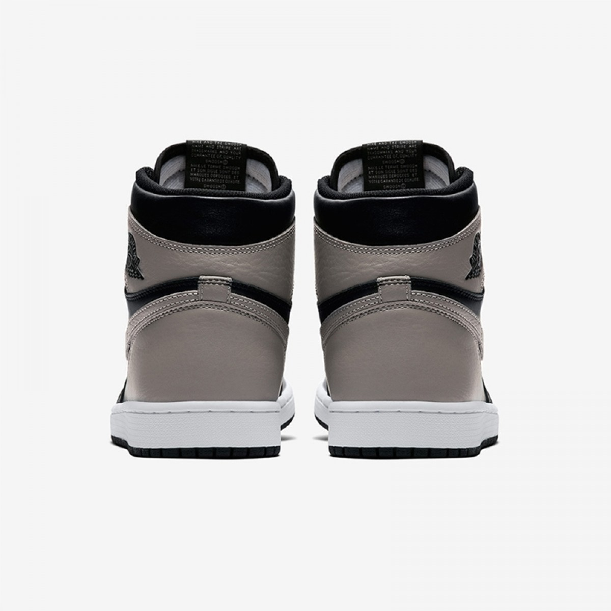 Air Jordan 1 Retro OG HI 'Shadow' 555088-013