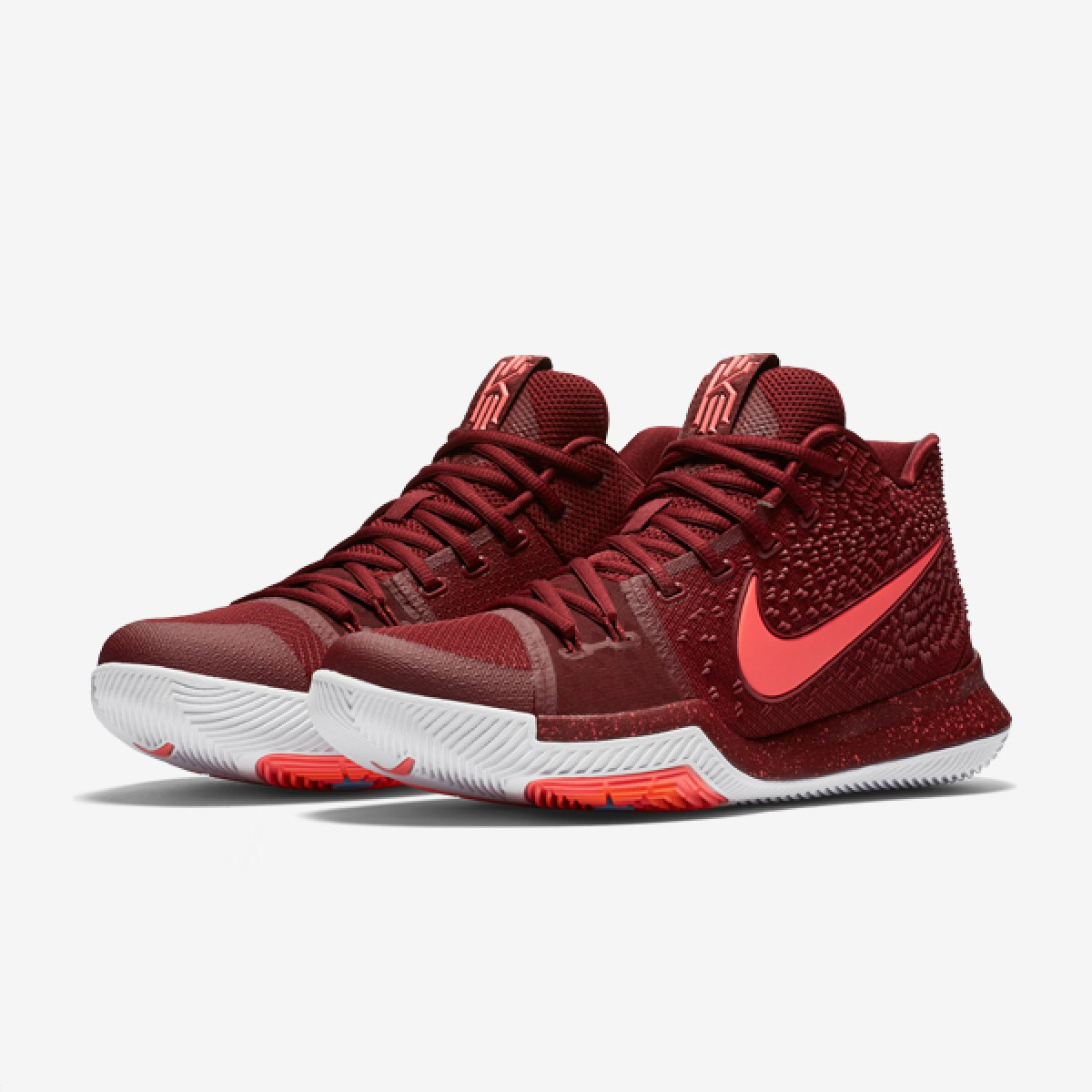Nike Kyrie 3 GS 'Warning' 859466-681
