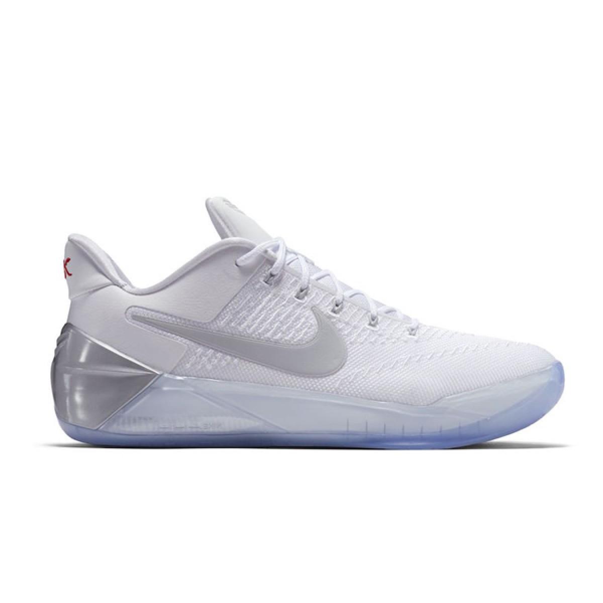 Nike Kobe AD 'White Chrome'