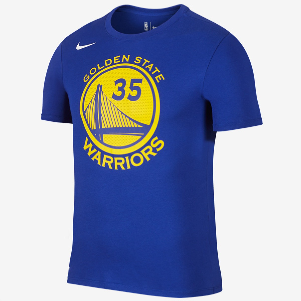 Nike NBA GSW Tee Kevin Durant 'Icon Edition'