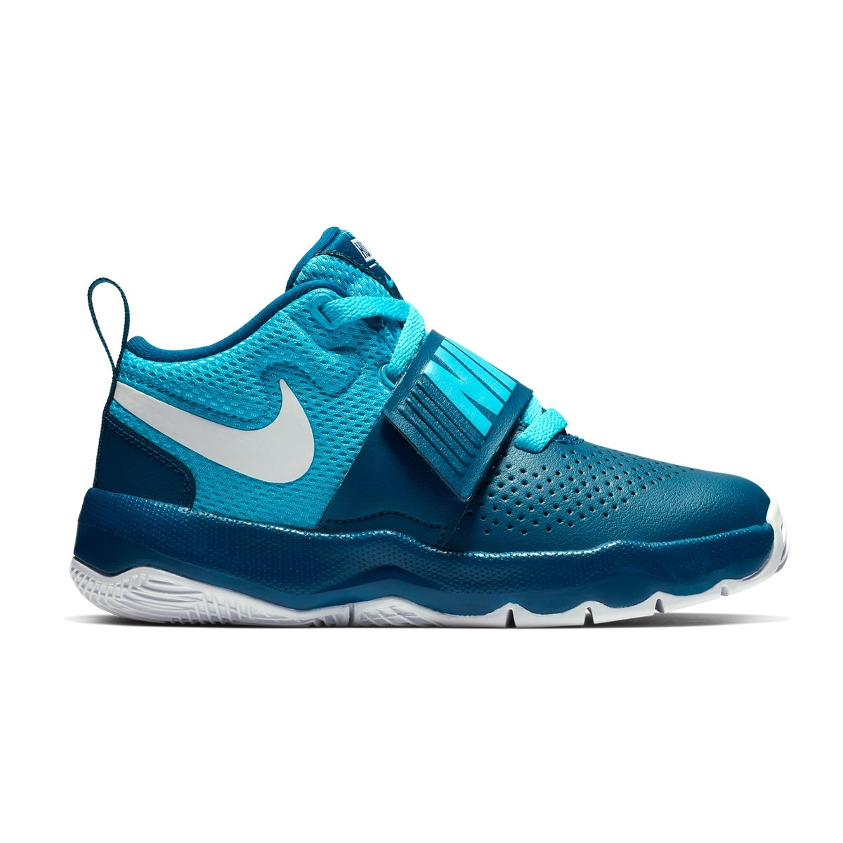 Nike Team Hustle D8 'Baby blue'