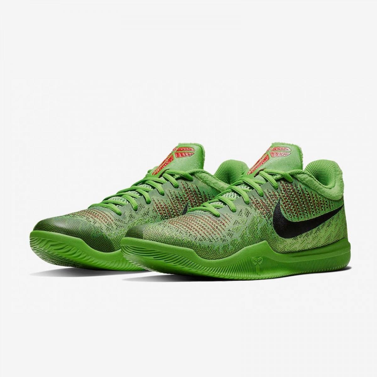 Nike Mamba Rage 'Grinch' 908972-300