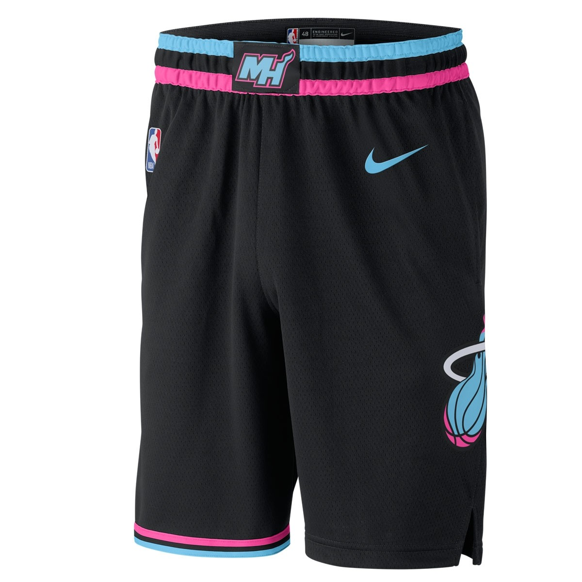 Nike NBA Miami Heat Swingman Short 'City Edition'