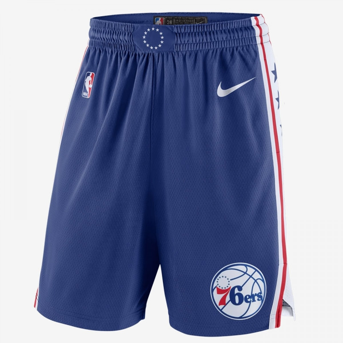 Nike NBA Phila Swingman Short 'Icon Edition'
