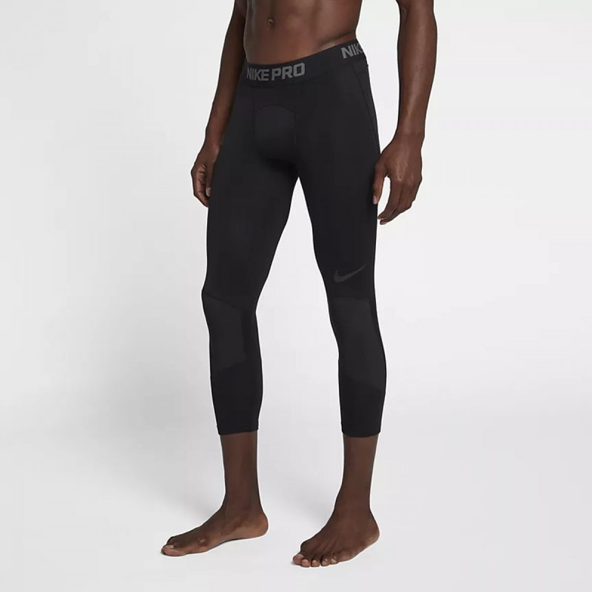 Nike Pro Dri-FIT Thigh 3/4 'Black'