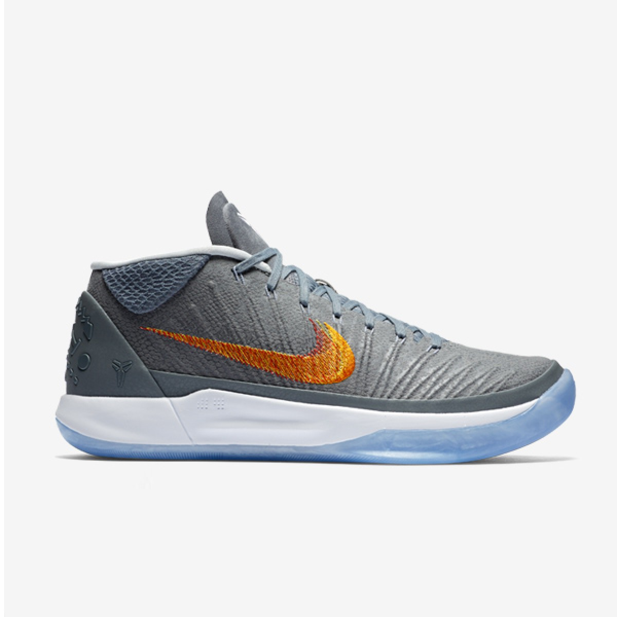 Nike Kobe AD Mid 'Chrome'