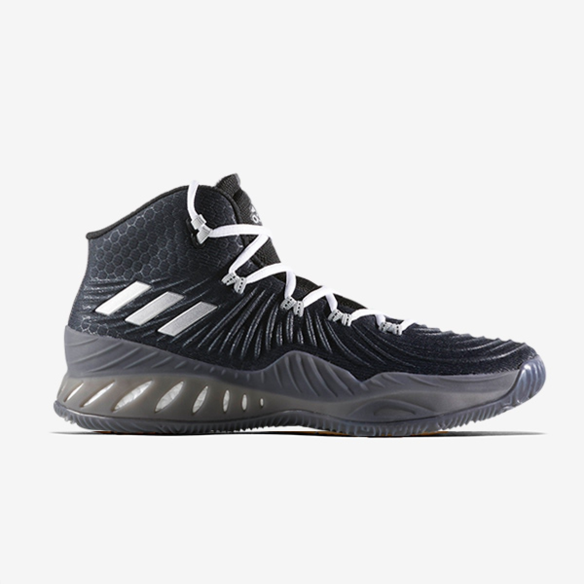ADIDAS Crazy Explosive 2017 'Black/White'
