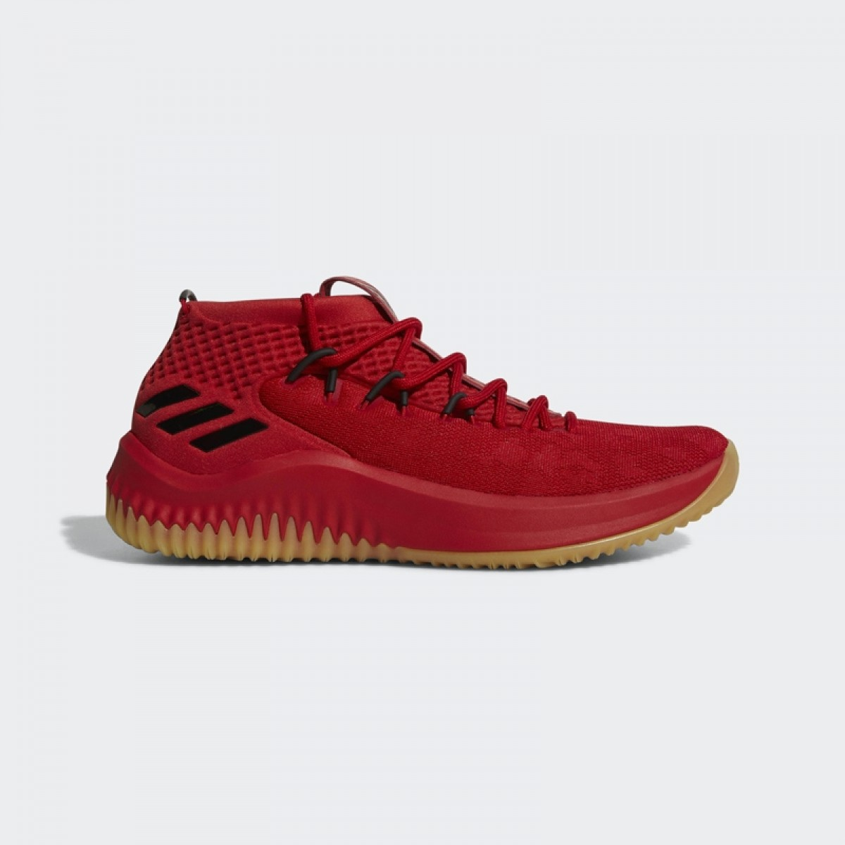 ADIDAS Dame 4 'Red Gum'