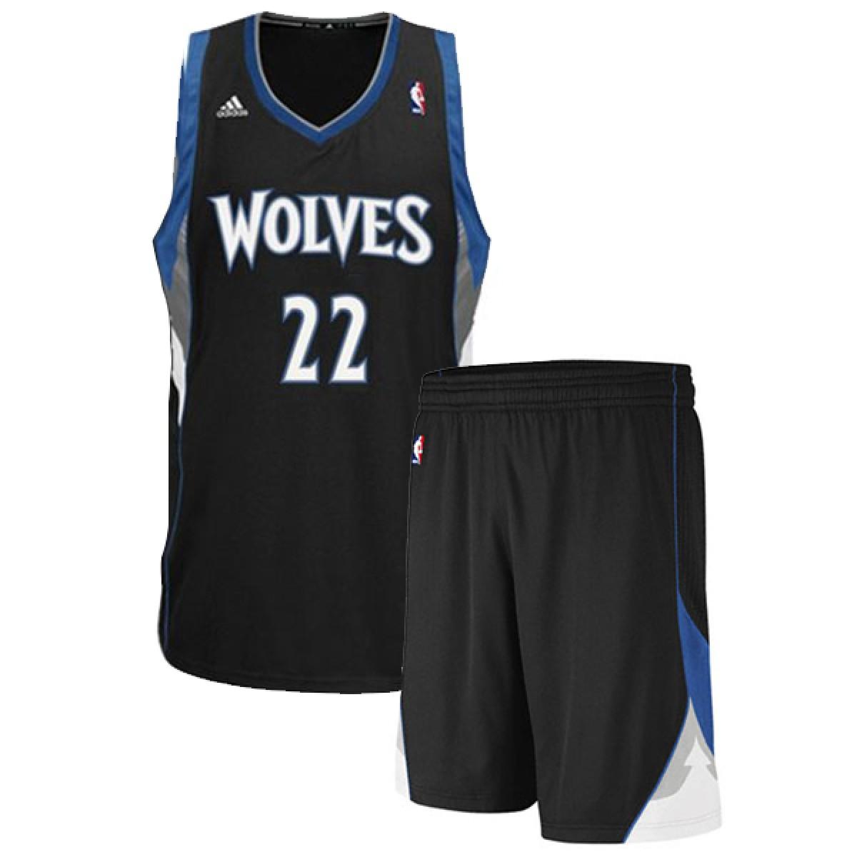 ADIDAS NBA Conjunto Minesota Timberwolves 'Andrew Wiggins' Away