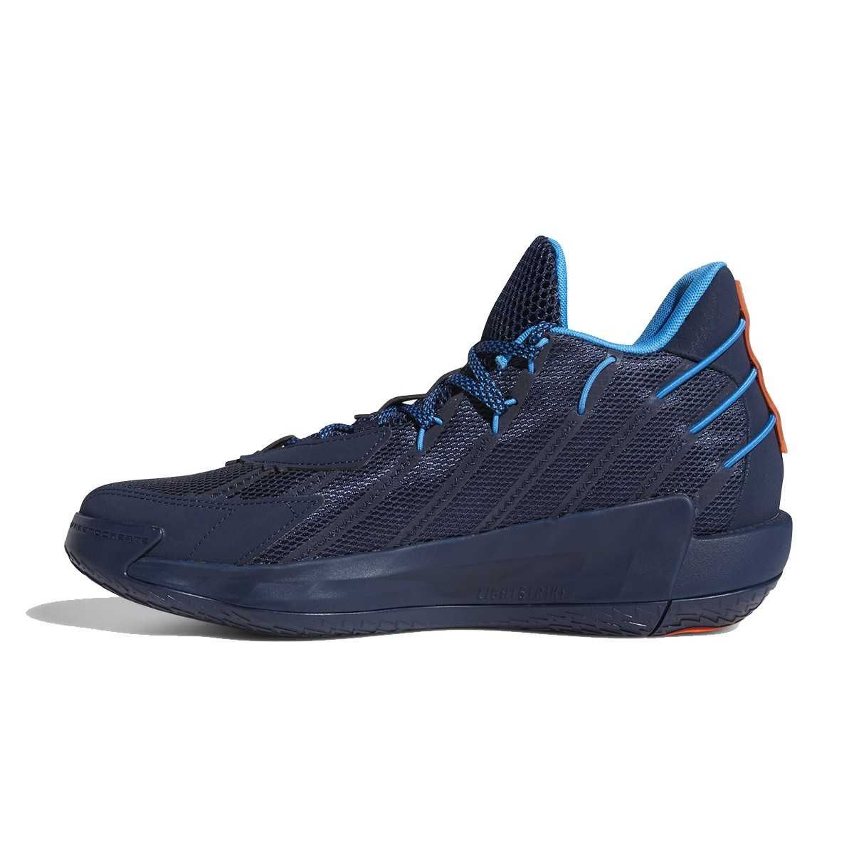 ADIDAS Dame 7 'Lights Out'-FZ1103