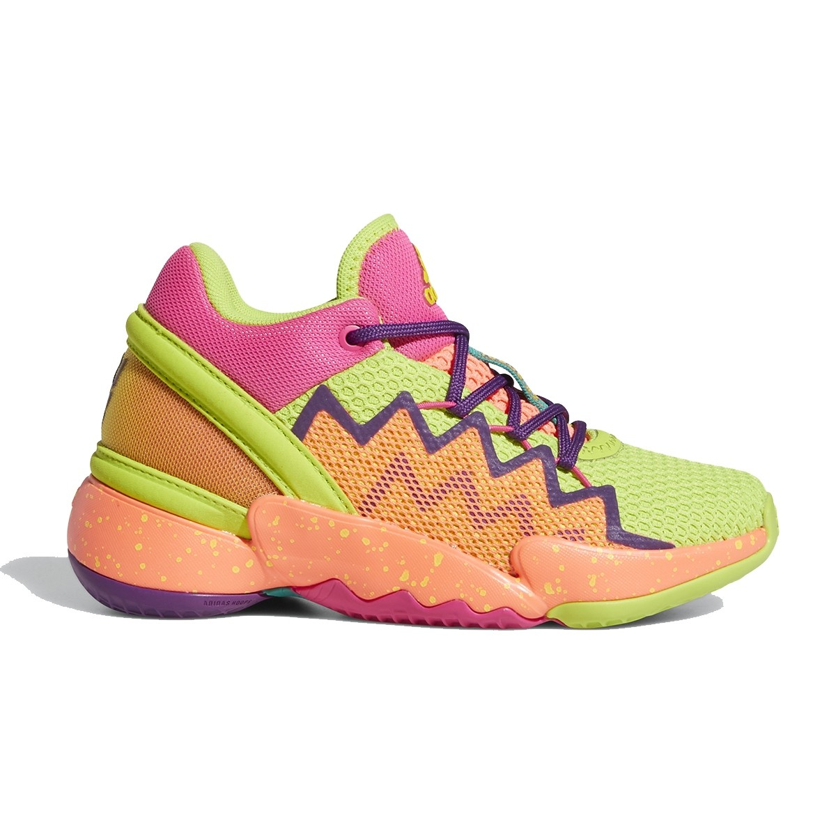 ADIDAS D.O.N. Issue 2 C 'Multi Color'