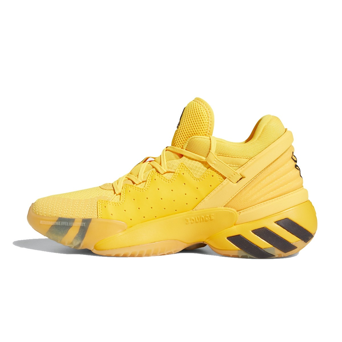 ADIDAS D.O.N. Issue 2 'Crayola Gold'-FW8518