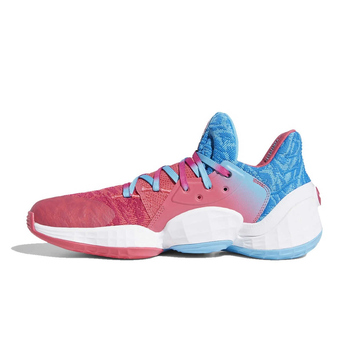 ADIDAS Harden Vol.4 'Candy Paint'-EF0998