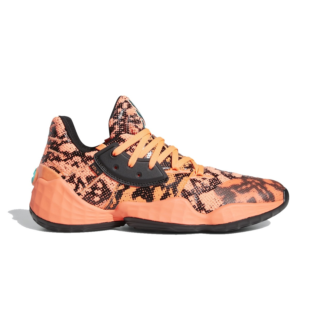 ADIDAS Harden Vol.4 GS 'Gila Monster'