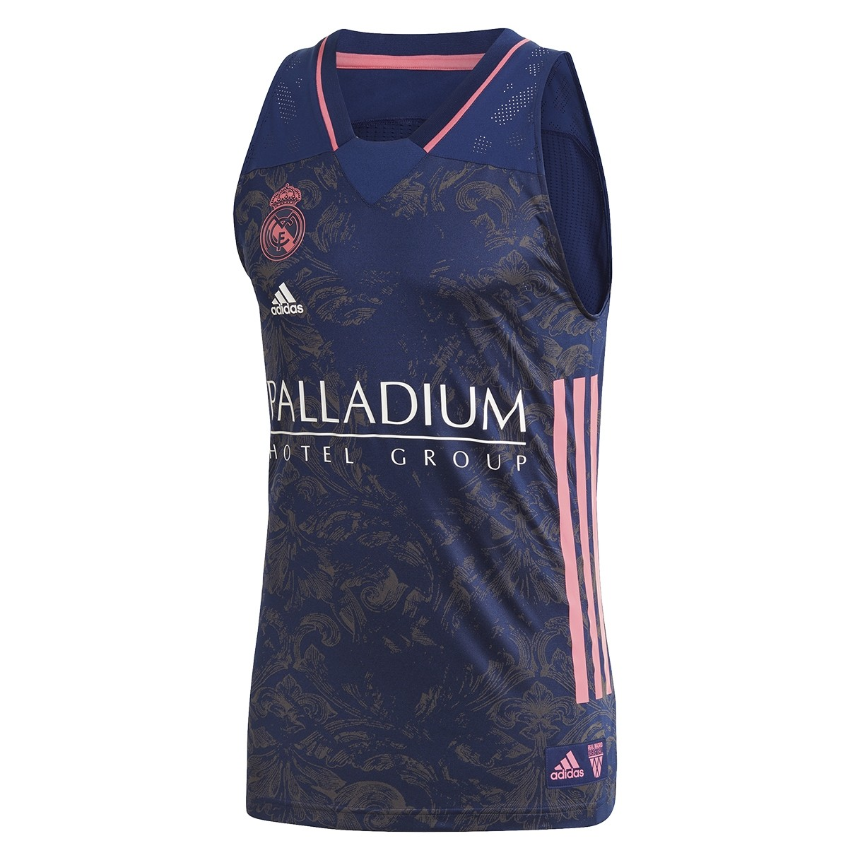 ADIDAS Real Madrid Authentic Jersey 20/21 'Away'