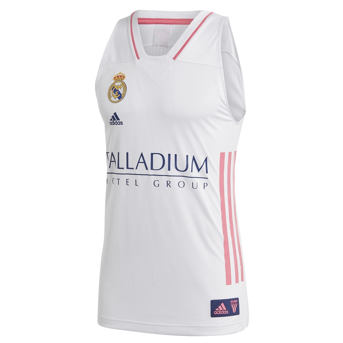 ADIDAS Real Madrid Authentic Jersey 20/21 'Home'