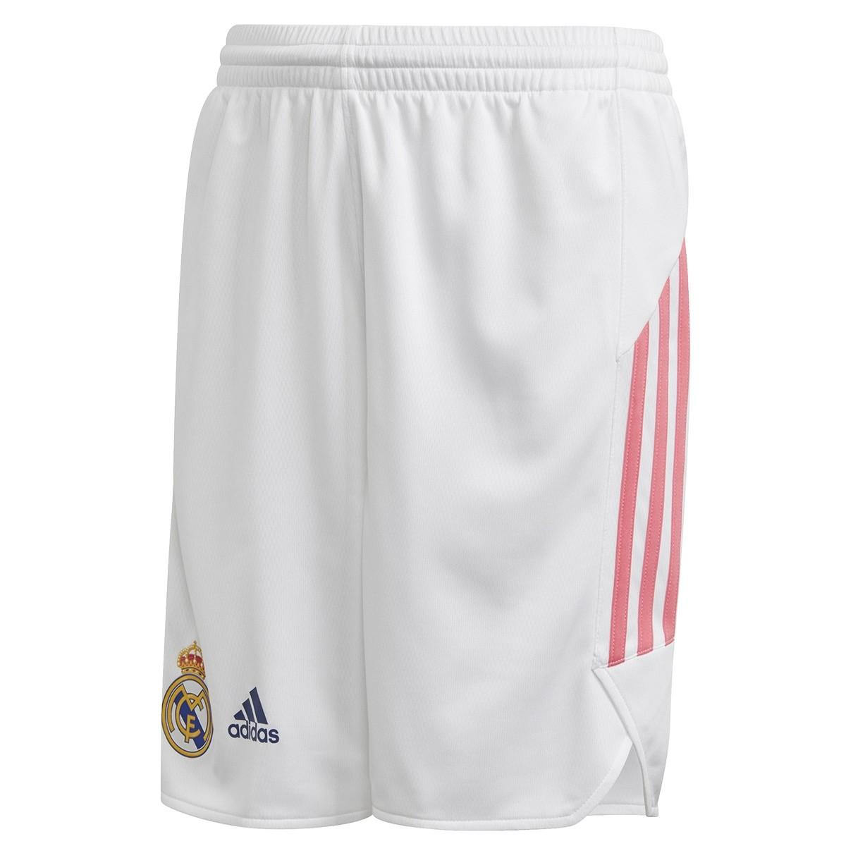 ADIDAS Real Madrid Junior Short 20/21 'Home'