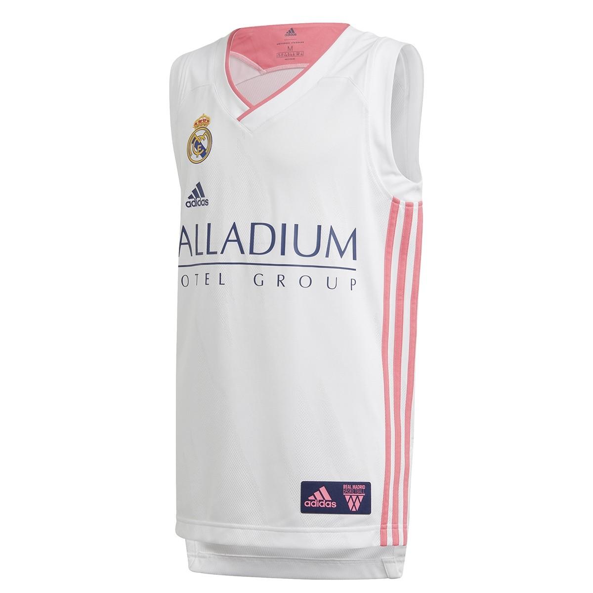 ADIDAS Real Madrid Replica Jersey Jr 20/21 'Home'