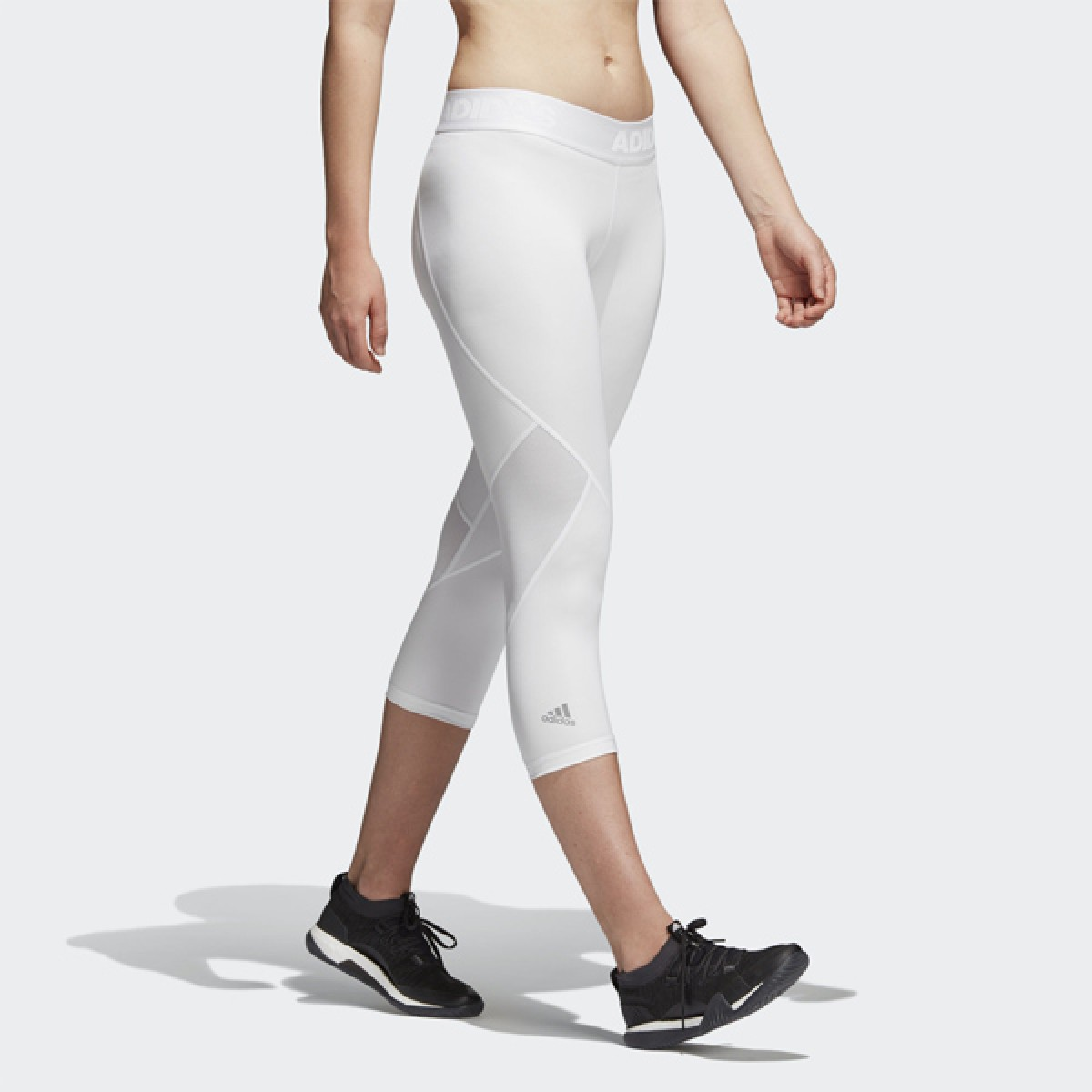 ADIDAS Womans Tight 3/4 'White' CE3966