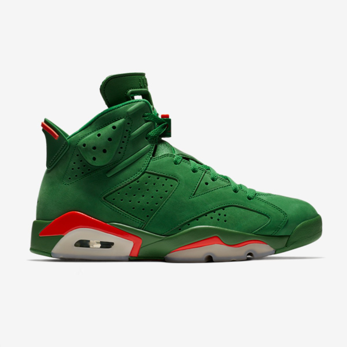 Air Jordan 6 Retro G8TRD 'Green'