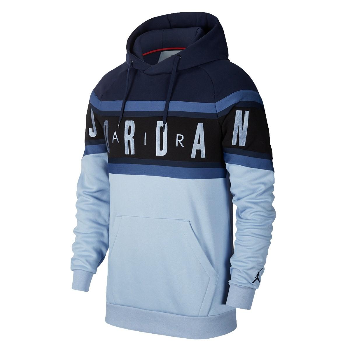 Air Jordan Fleece Pullover 'UNC'