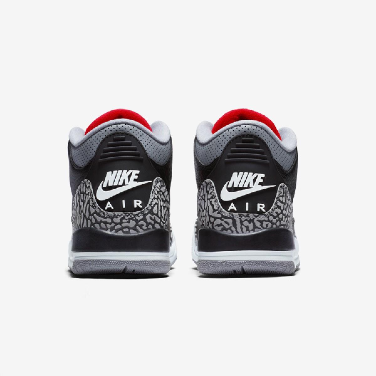 Air Jordan 3 Retro Gs 'Black Cement' 854261-001