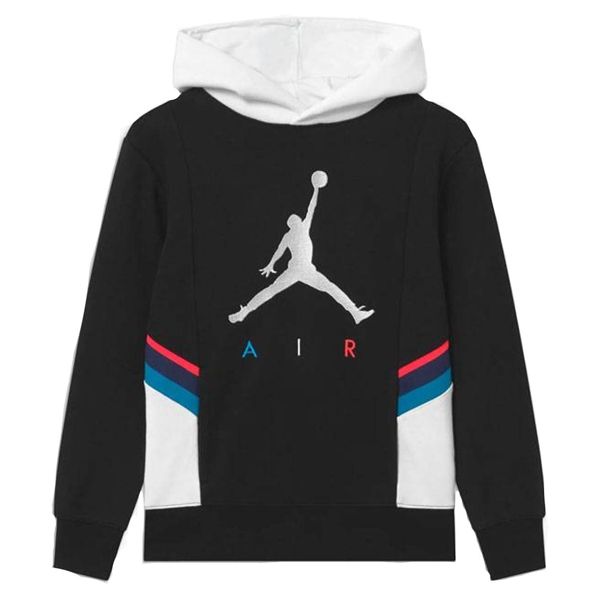 Sudadera Air Jordan Jumpman Sideline PO 'Black'