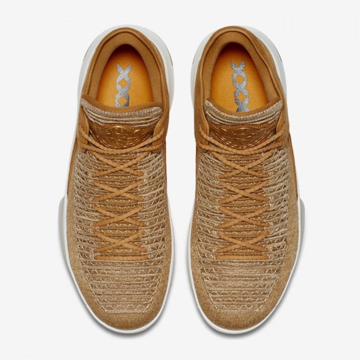 Air Jordan XXX2 Low 'Wheat' AA1256-700