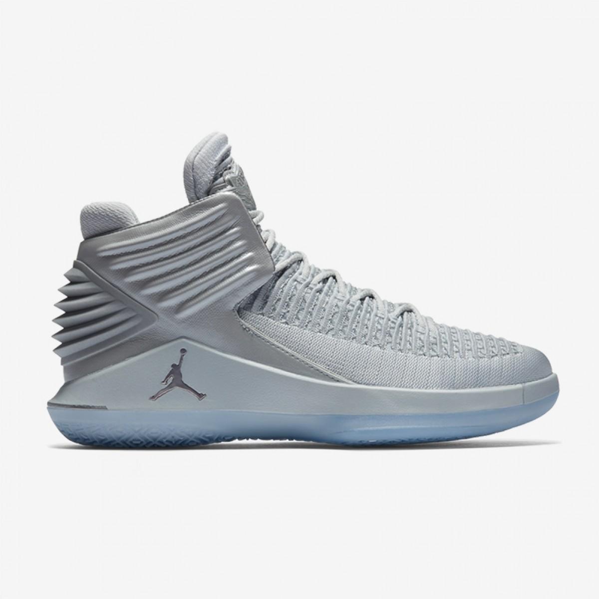 Air Jordan XXX2 'Pure Platinum'