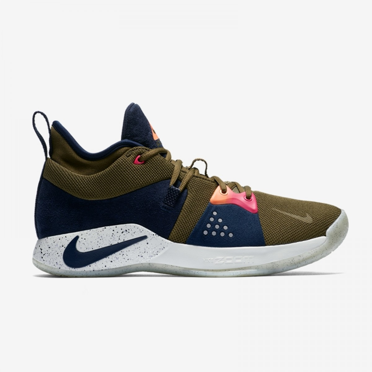 Nike PG2 'Olive Canvas'