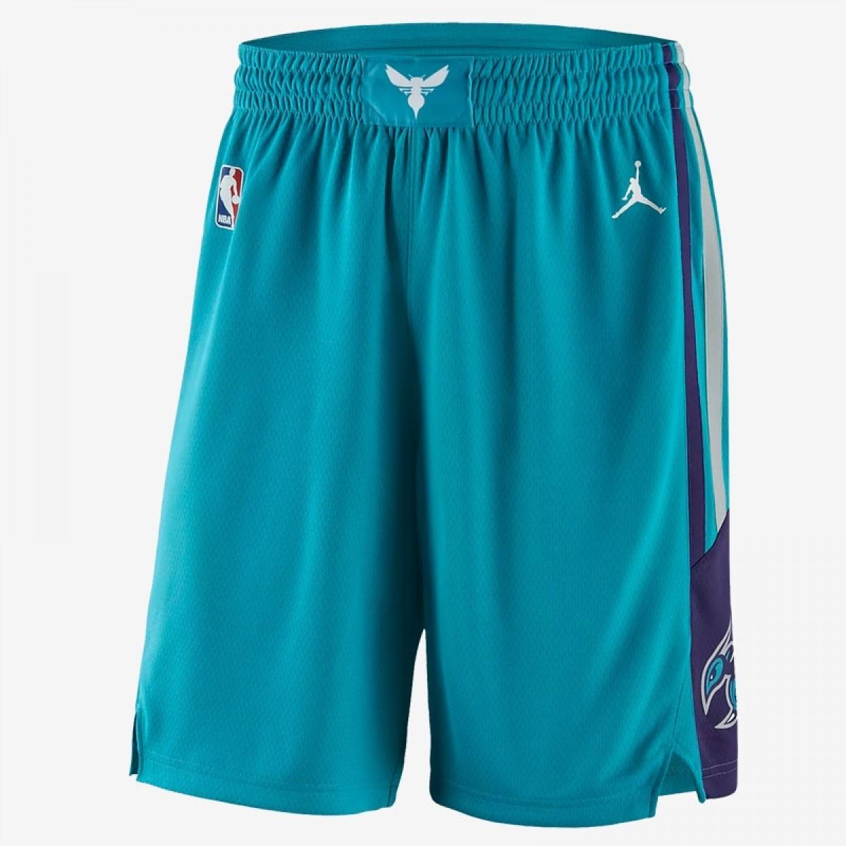 Nike NBA Hornets Swingman Short 'Icon Edition'