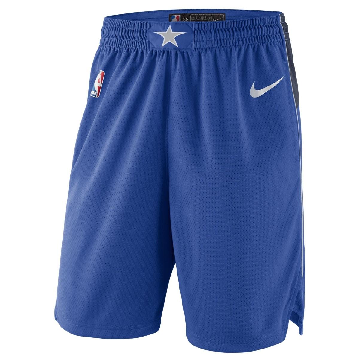 Nike NBA Dallas Swingman Short 'Icon Edition'