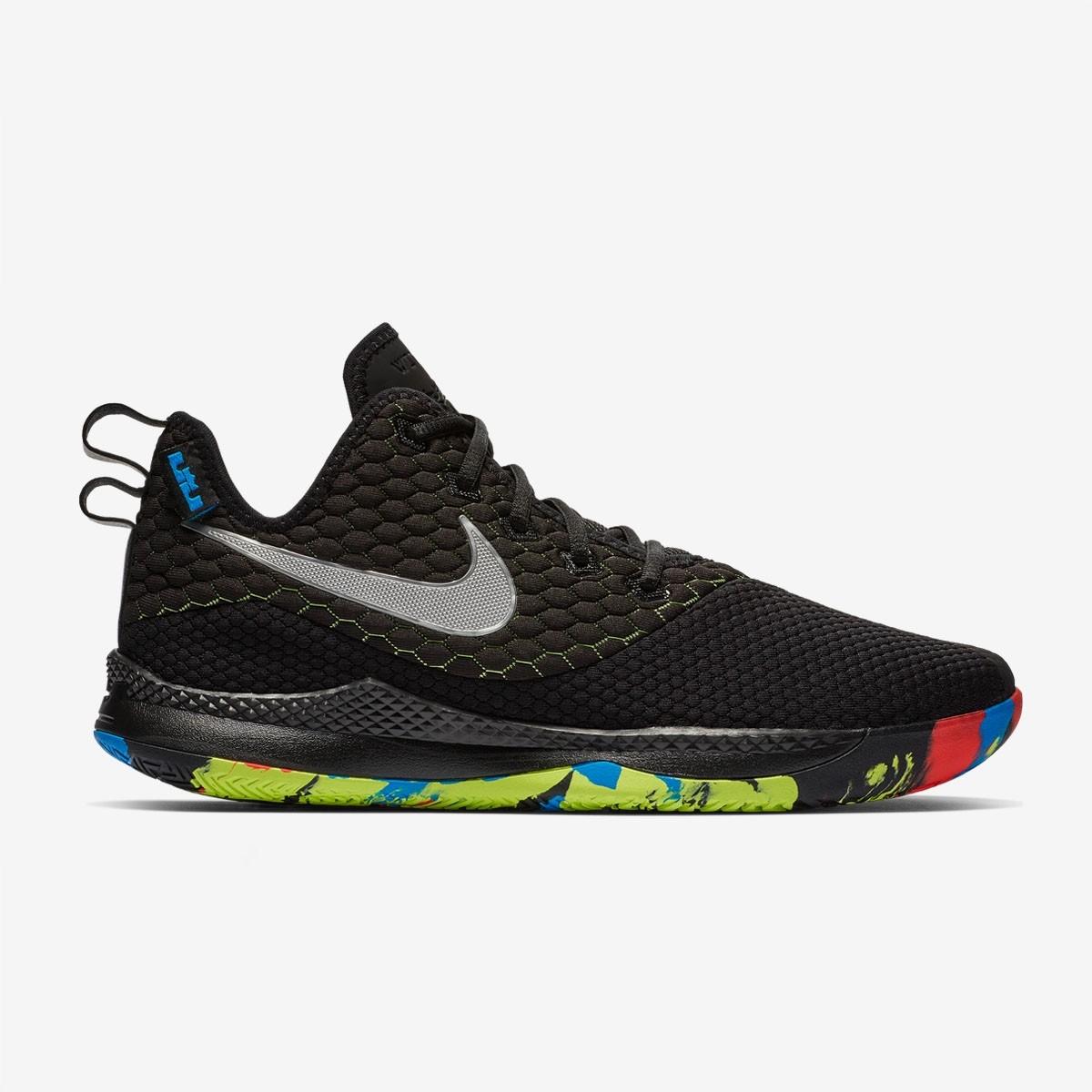 Nike Lebron Witness III GS 'I Promise'