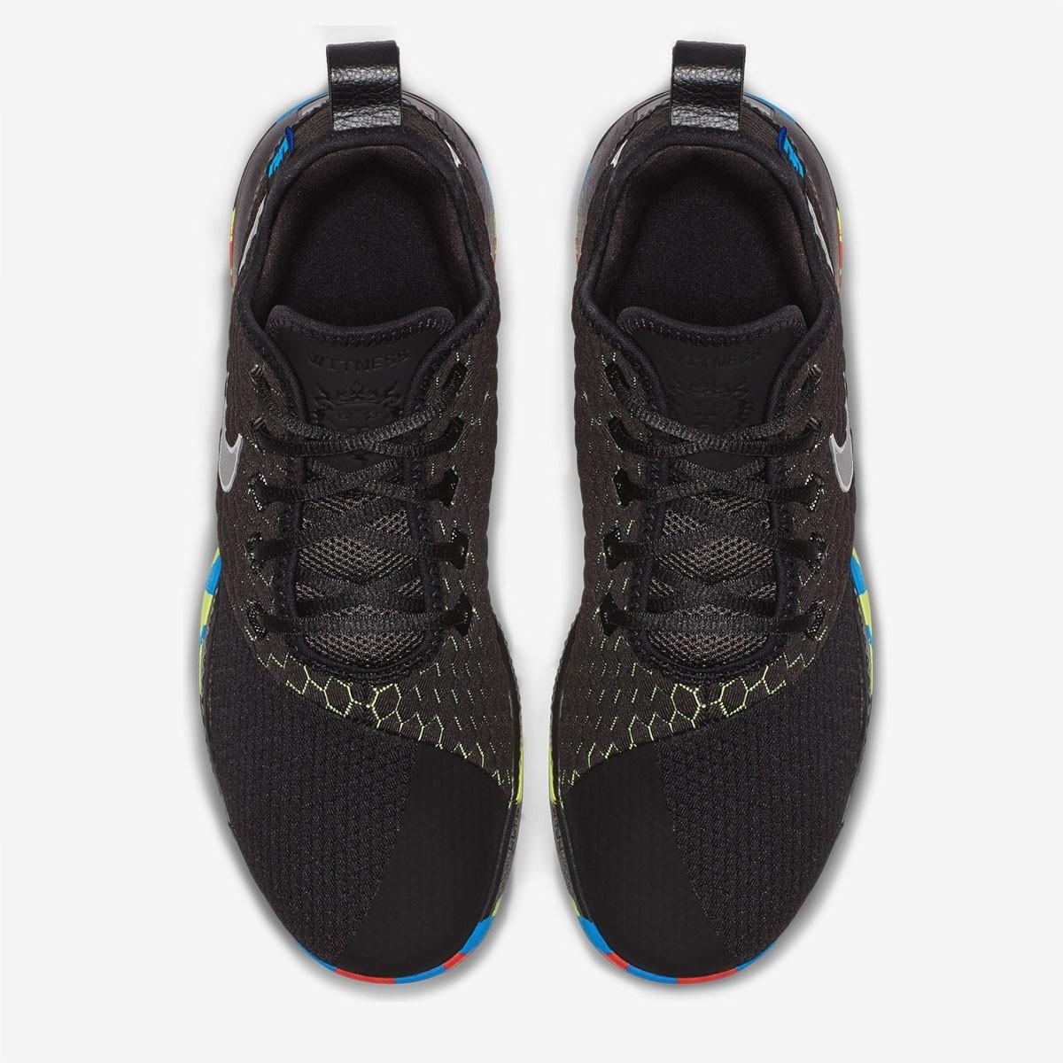 Nike Lebron Witness III GS 'I Promise' AO4433-009-Jr