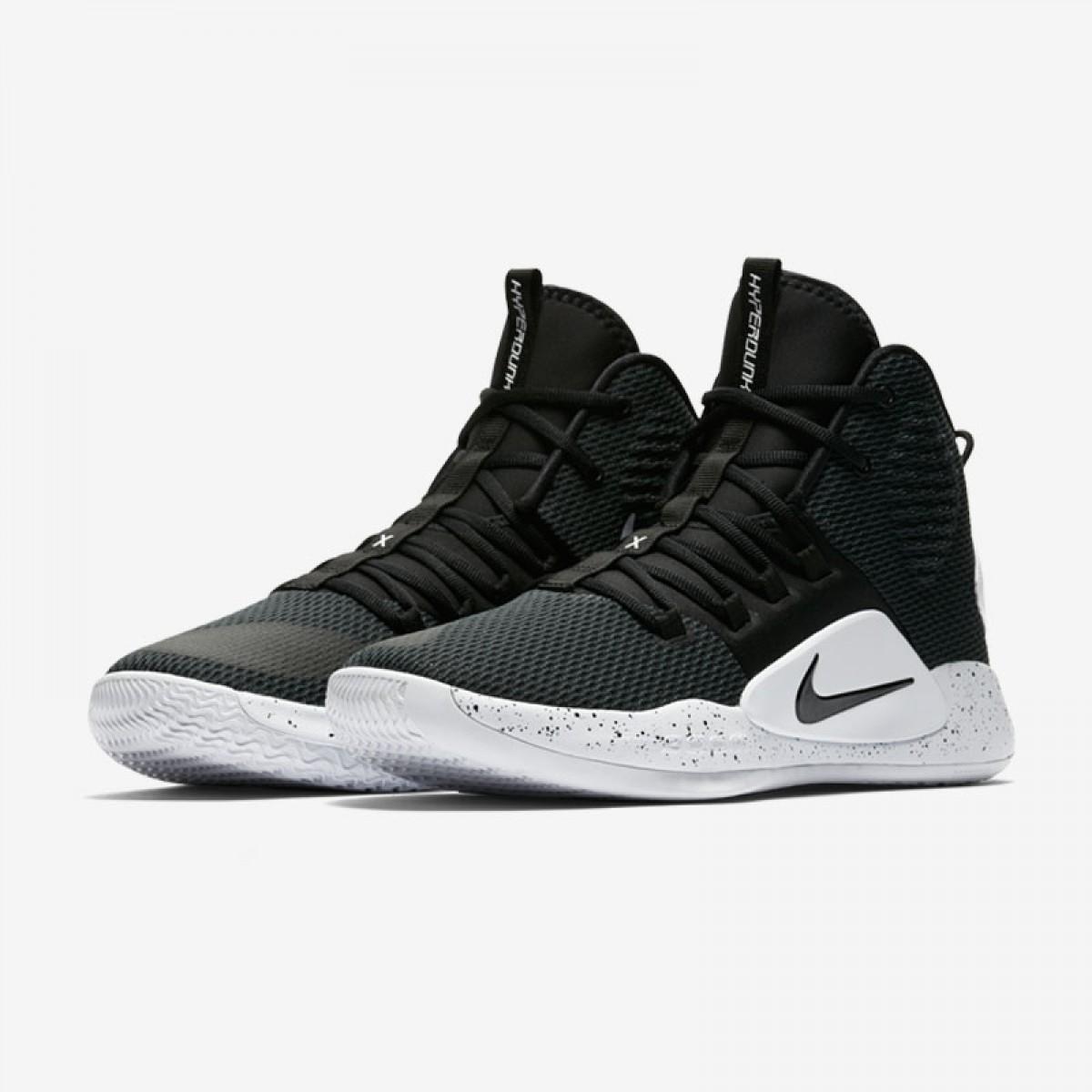 Nike Hyperdunk X 'Black' AO7893-001