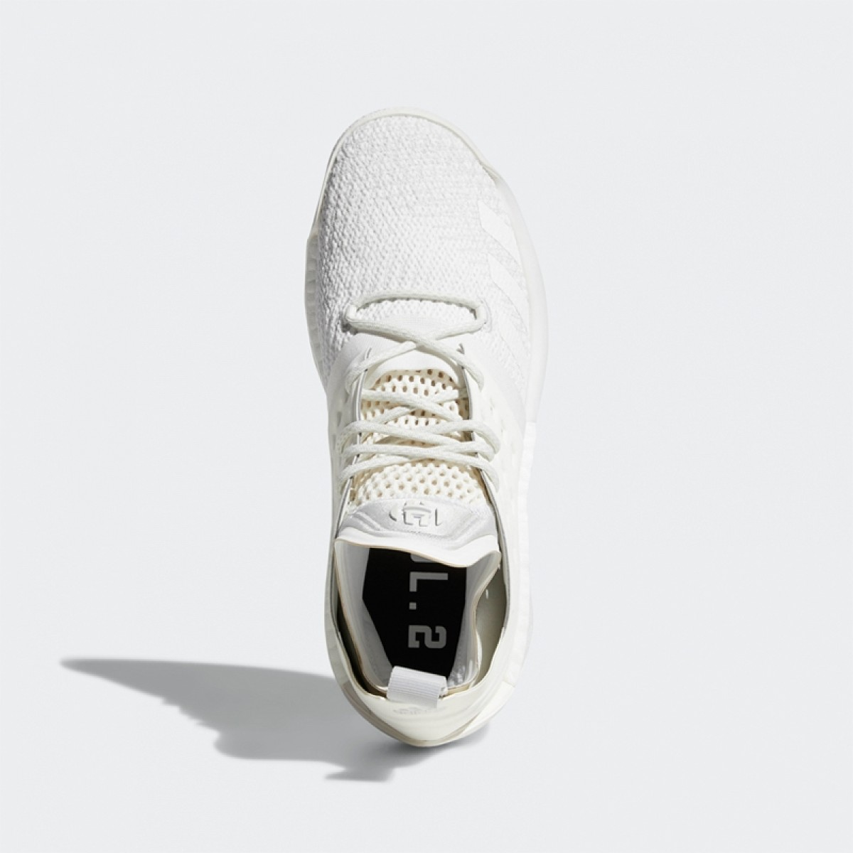 ADIDAS Harden Vol.2 'Total white' AP9871
