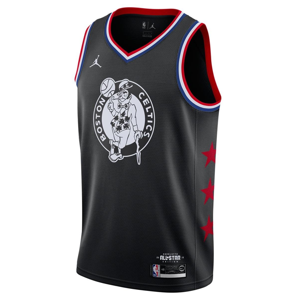 Jordan Swigman Jersey All-Star Irving edition 'Black'