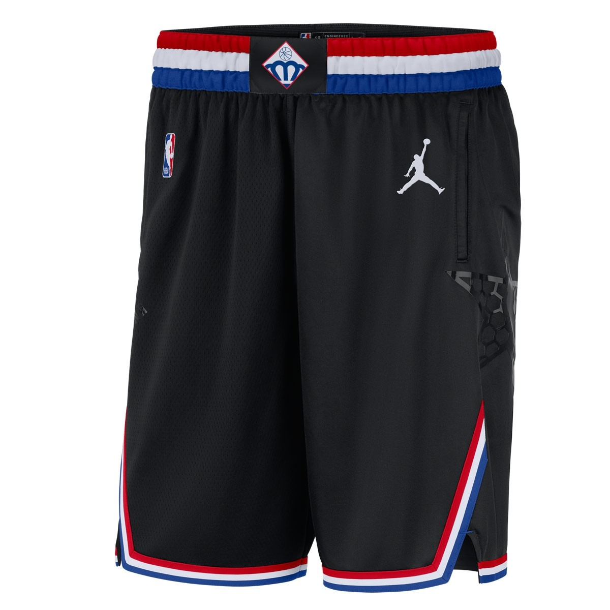 Jordan Swigman Short All-Star edition 'Black'
