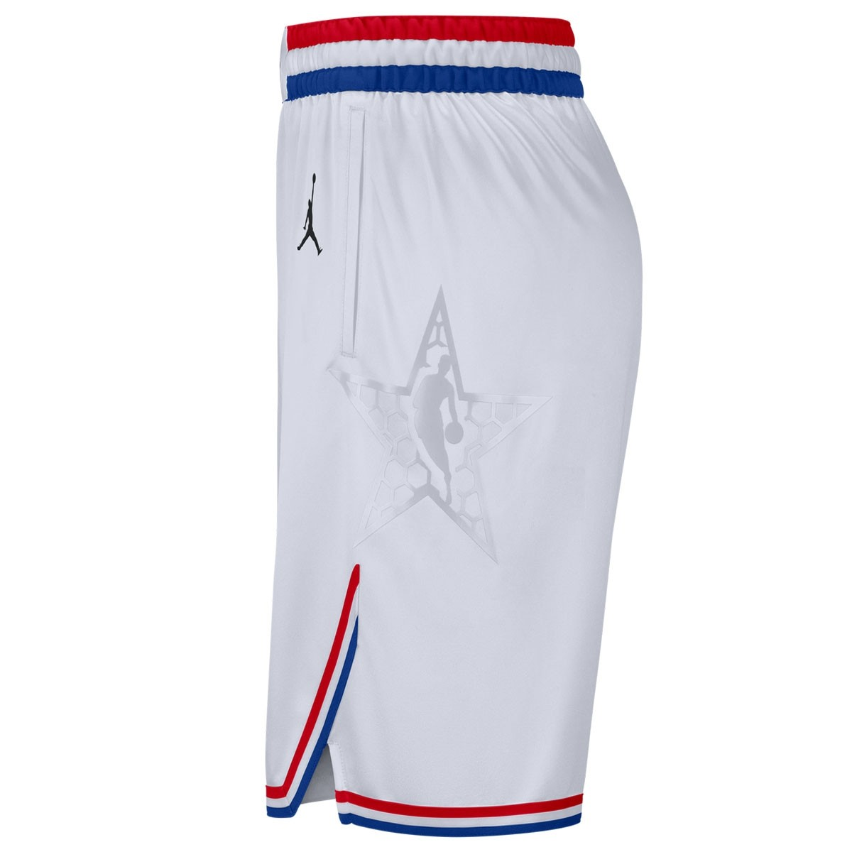 Jordan Swigman Short All-Star edition 'White' AQ7300-100