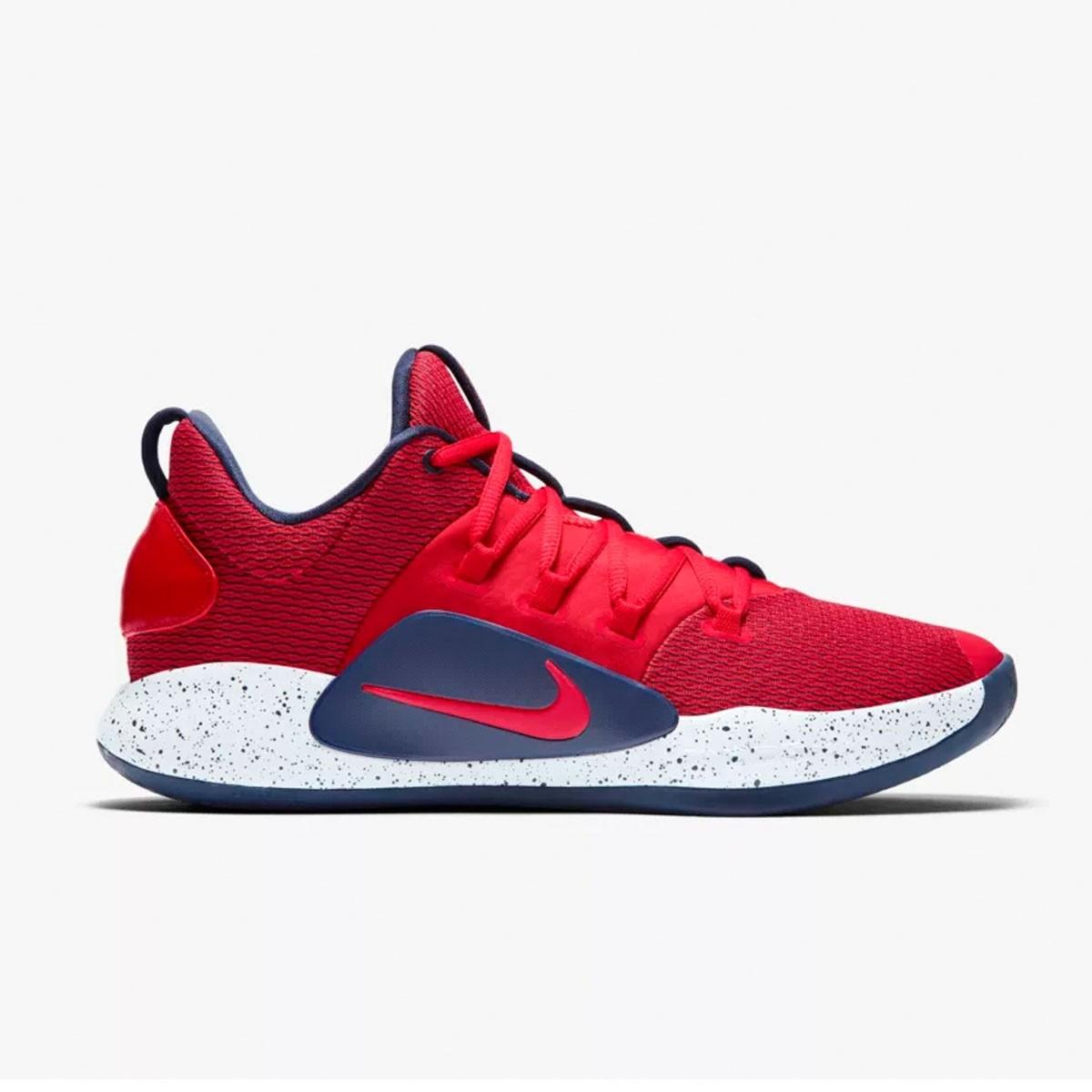 Nike Hyperdunk X Low 2018 'Red Navy'