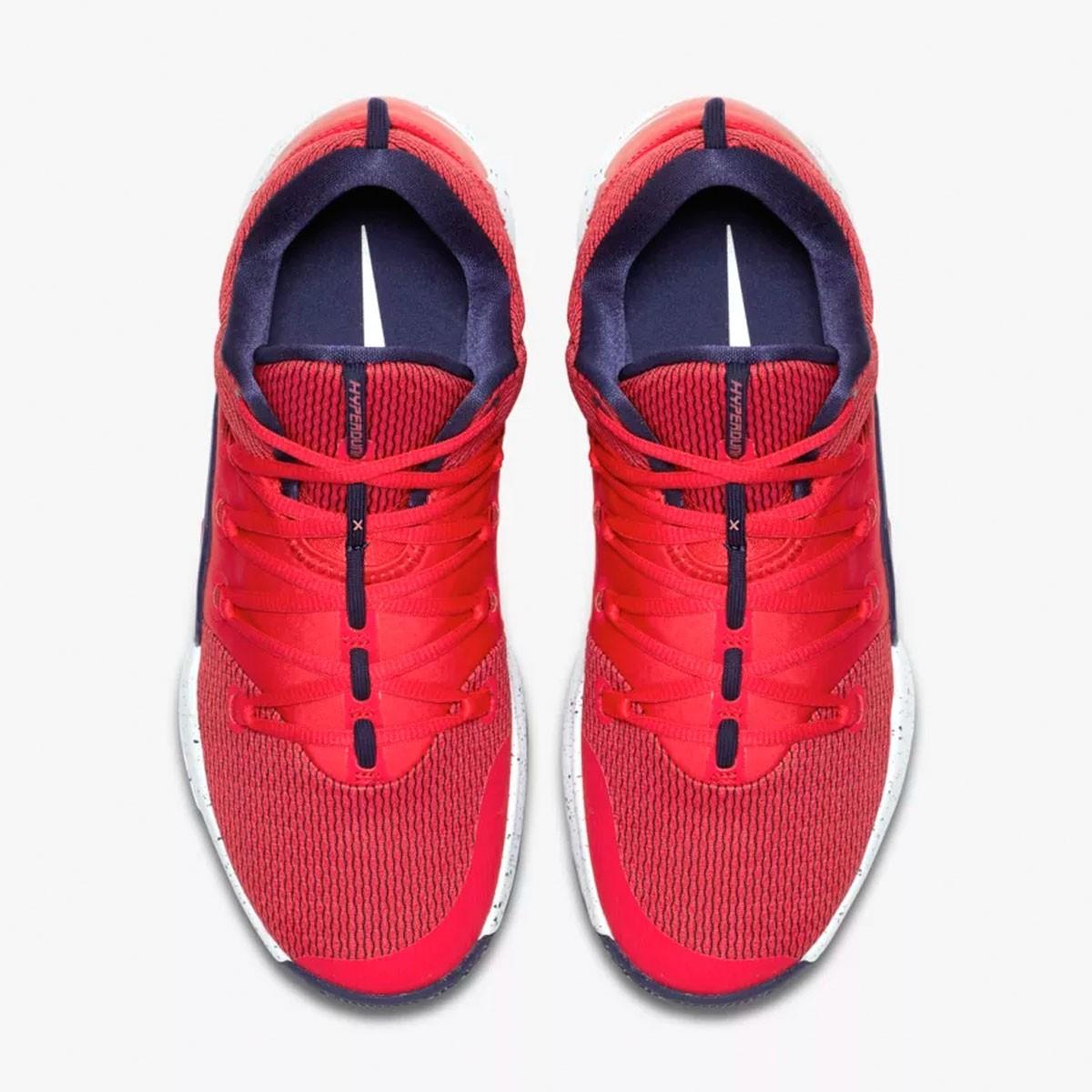 Nike Hyperdunk X Low 2018 'Red Navy' AR0464-600