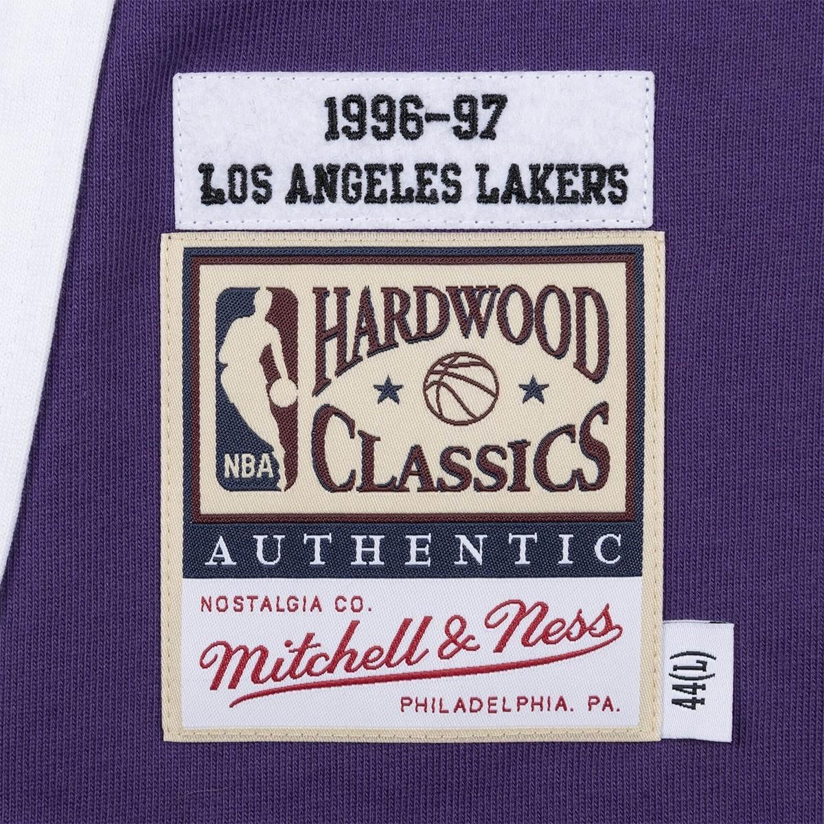 Authentic Shooting Shirt Los Angeles Lakers 1996-97 ASSHSB20005