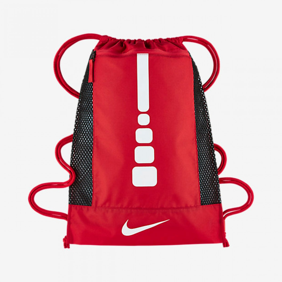 Nike Hoops Elite GymSack ´Red'