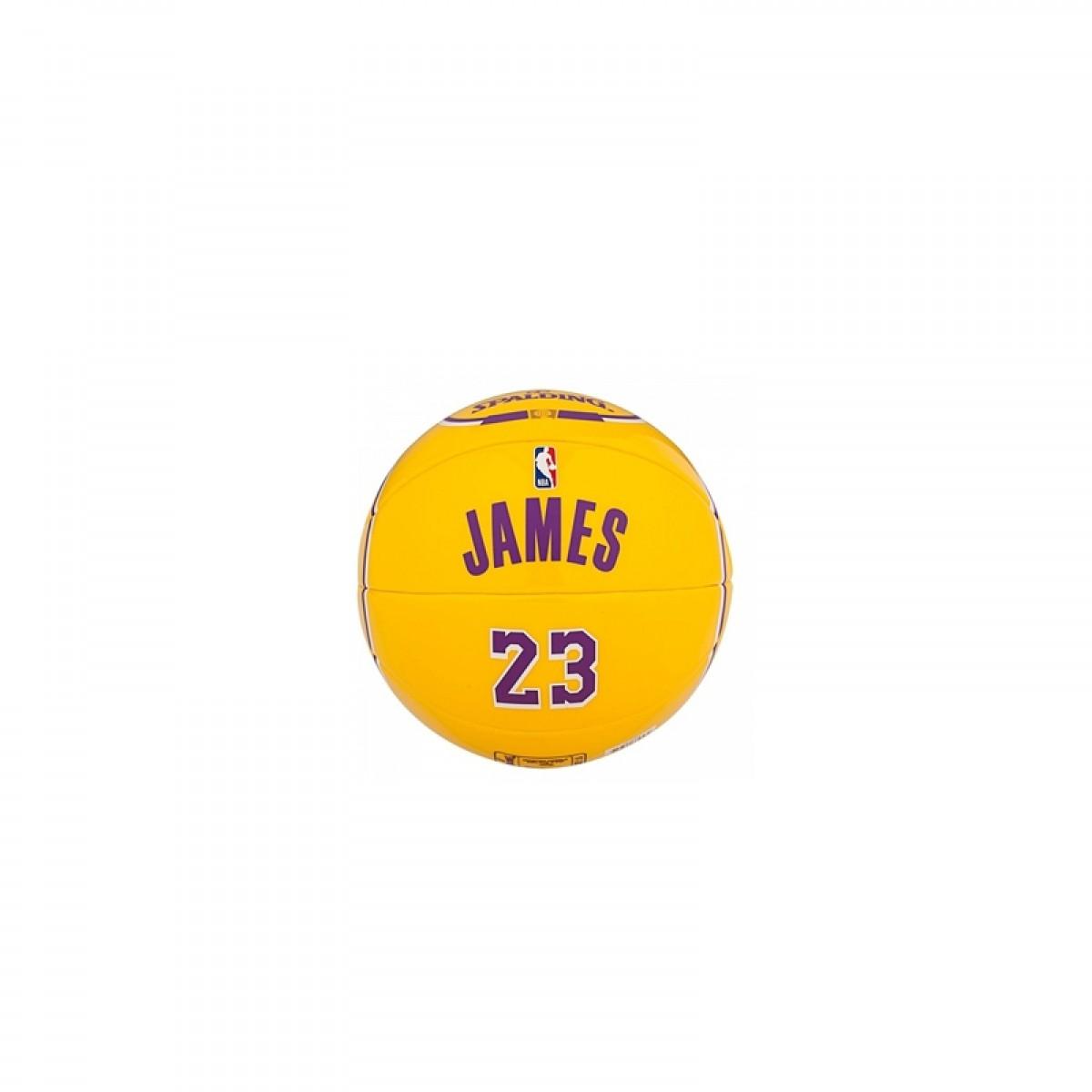 Balón Spalding NBA Player Jersey 'LeBron James'
