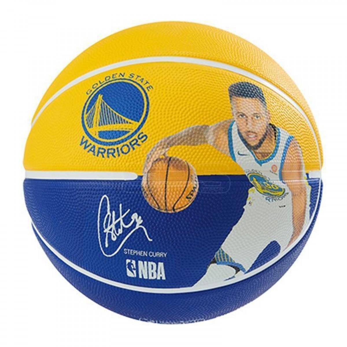 Balón Spalding NBA Player 'Stephen Curry'