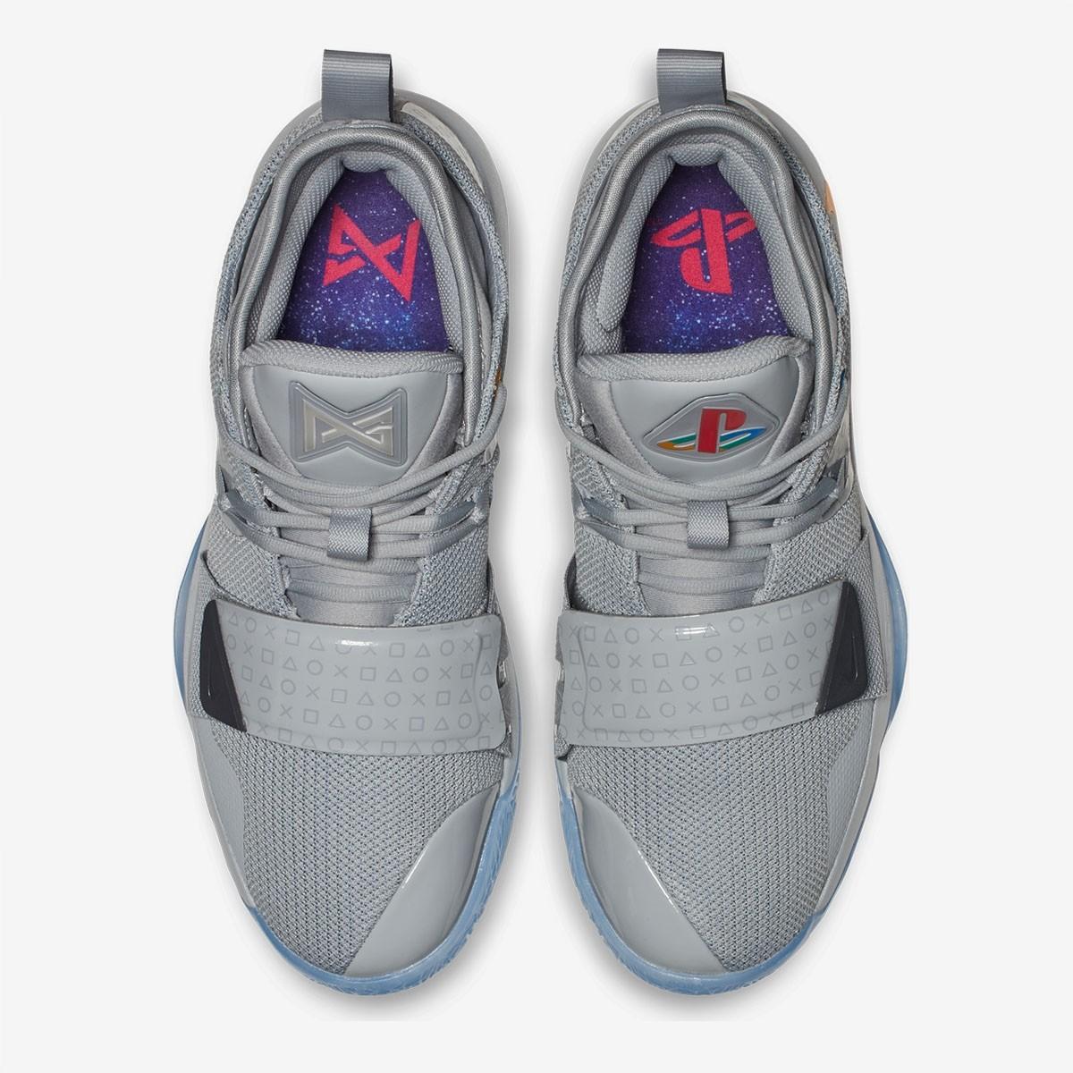 Nike PG 2.5 Play Station 'Grey' BQ8388-001