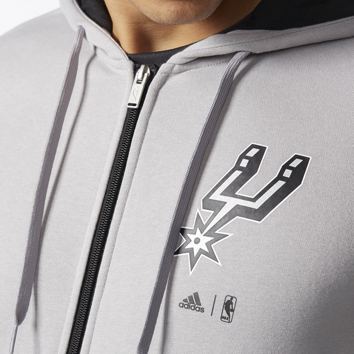 Adidas NBA San Antonio Spurs Jacket BR2206
